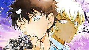 Serial Conan Akan Merilis Anime Baru Wild Police Story