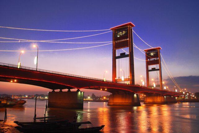 Daftar Tempat Menarik di Kota Palembang, Wajib Datang!