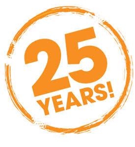 Menikmati Dan Mereview Pencapaian Selama 25 Tahun Hidup